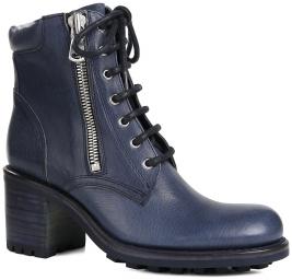 Biker 7 mini boot ranger темно-синий FREE LANCE