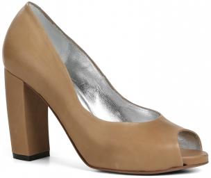 Orado 7 pumps open toes коричнево-бежевый FREE LANCE