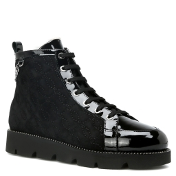 Ботинки GIOVANNI FABIANI F3696 черный