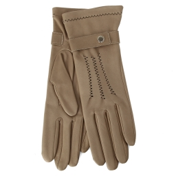Перчатки AGNELLE RIC_CELINEOL серо-бежевый