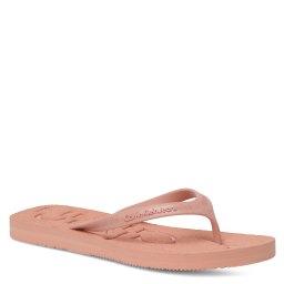 Сланцы CALVIN KLEIN PICCOLA оранжево-розовый