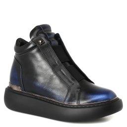 Сникерсы KISS MOON 619-13 темно-синий