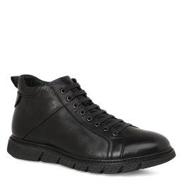 Ботинки KISS MOON S500-14 черный