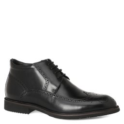 Ботинки KISS MOON YA-018 черный