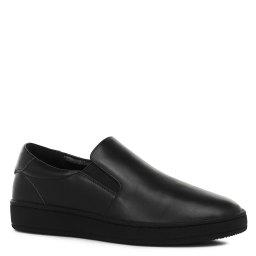 Слипоны ABRICOT 882-7 черный