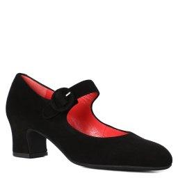 Туфли PAS DE ROUGE 1926 черный