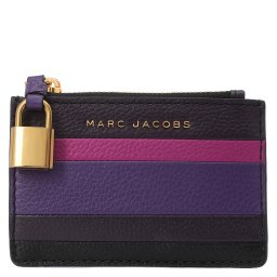 Ключница MARC JACOBS M0013681 темно-фиолетовый
