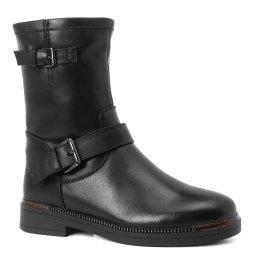 Ботинки ABRICOT TW-0122 черный
