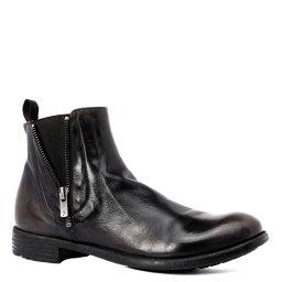 Ботинки OFFICINE CREATIVE MARS/011 темно-серый