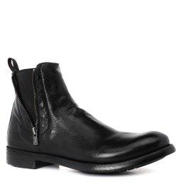 Ботинки OFFICINE CREATIVE HIVE/009 темно-серый