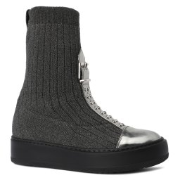 Ботинки 4US CESARE PACIOTTI SD10 темно-серый thumbnail