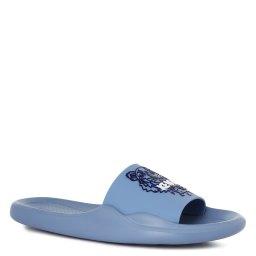 Шлепанцы KENZO SD104 голубой