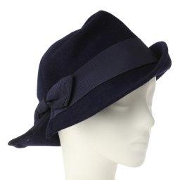 Шляпа CELINE ROBERT CHERLY темно-синий