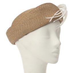 Шляпа CELINE ROBERT SHOBA бежевый