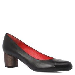 Туфли PAS DE ROUGE 2410 черный