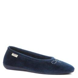 Тапочки LA MAISON DE L'ESPADRILLE RV6190-2 темно-синий