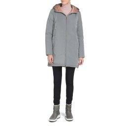 Куртка GEOX W9429J серый thumbnail