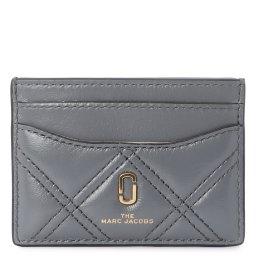Холдер д/кредитных карт M0015780 темно-серый MARC JACOBS
