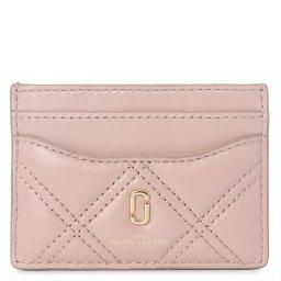 Холдер д/кредитных карт M0015780 бежево-розовый MARC JACOBS