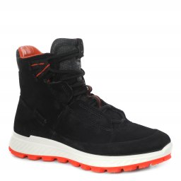 Ботинки 761823 черный ECCO