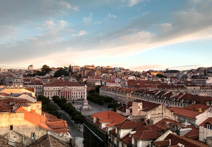 Дьявольская пасть, Алмазный дом и севиче. Лиссабон ждет!