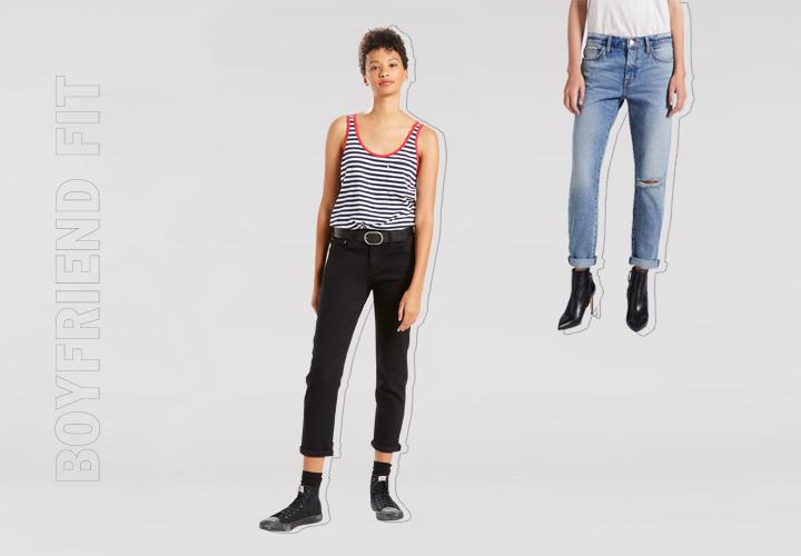 Гид по джинсам: бойфренды