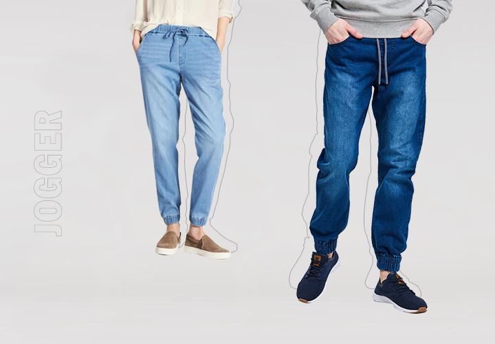 Гид по джинсам: джогеры