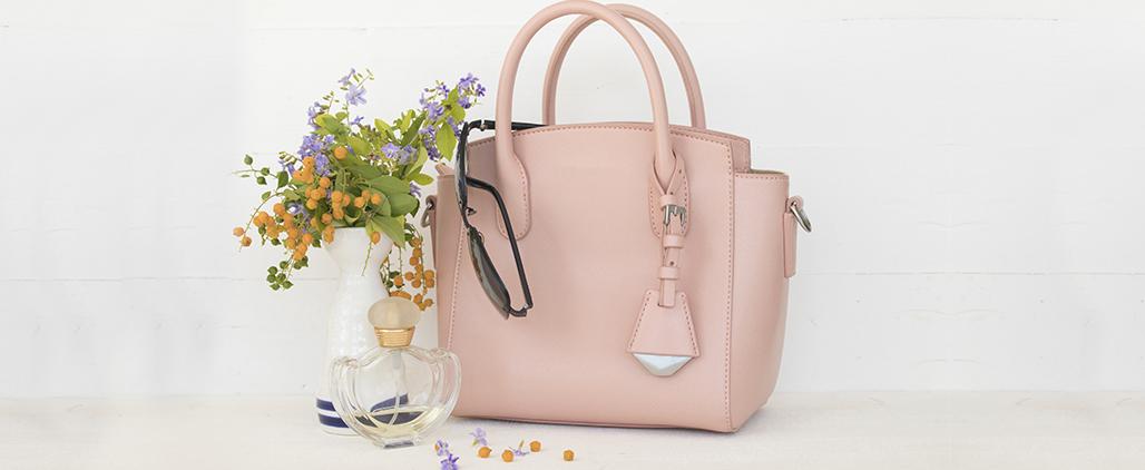 Как избавиться от запаха в сумке?