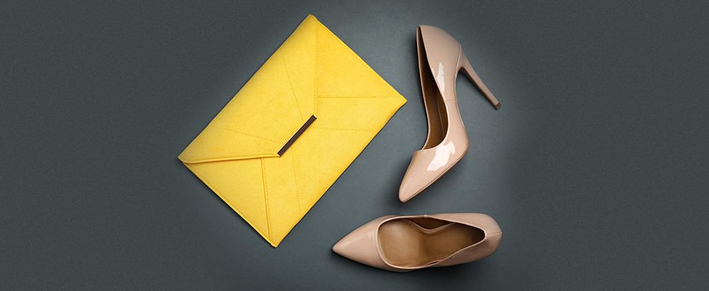 Как правильно подобрать и сочетать цвет сумки под обувь?