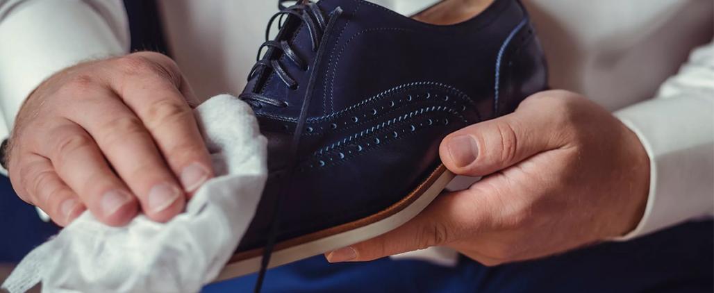 Как правильно чистить обувь