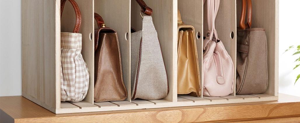 Как правильно хранить сумки?