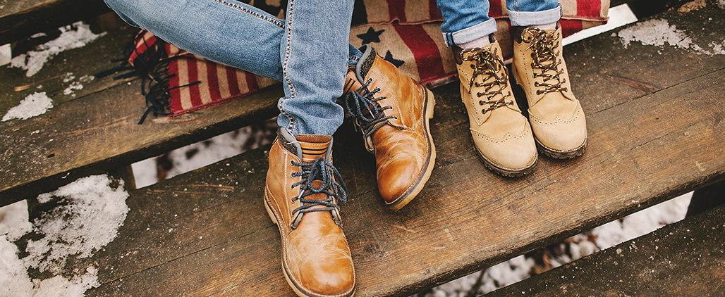 Как сделать обувь нескользкой, в домашних условиях?