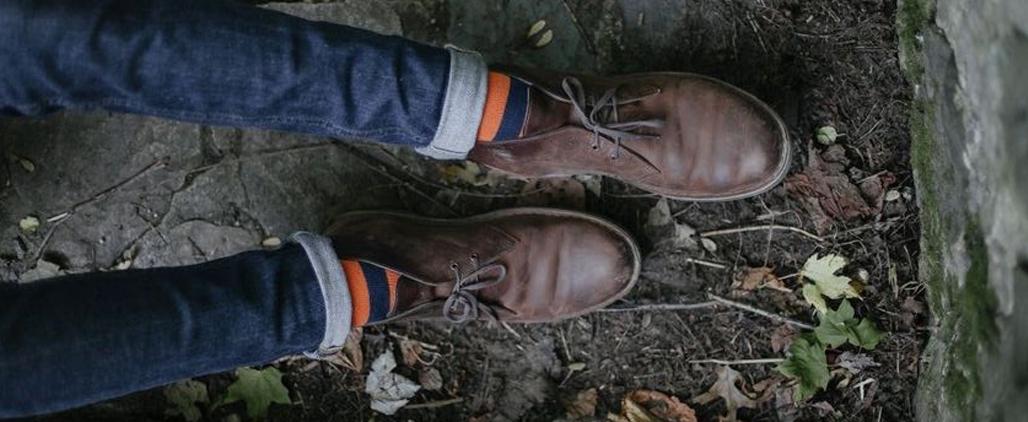 Как выбрать осеннюю мужскую обувь?