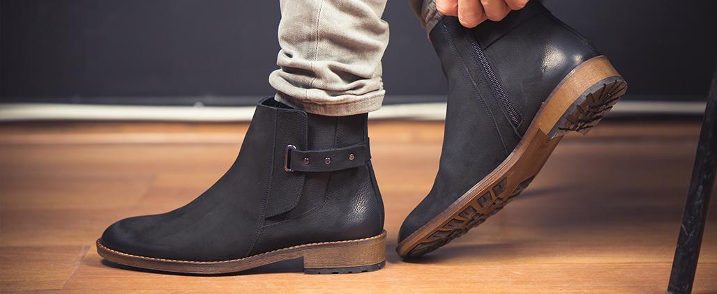 Как выбрать зимнюю обувь мужскую?