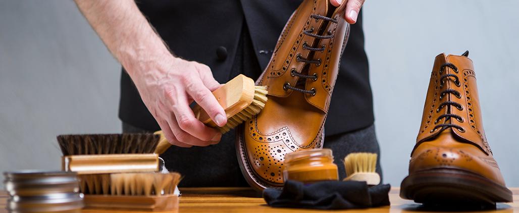 Как правильно наносить воск для обуви