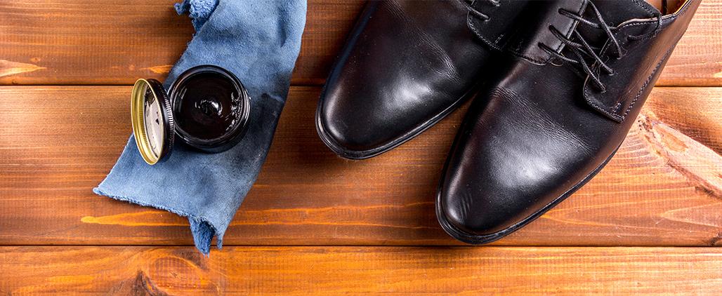 Как пользоваться черным воском для обуви