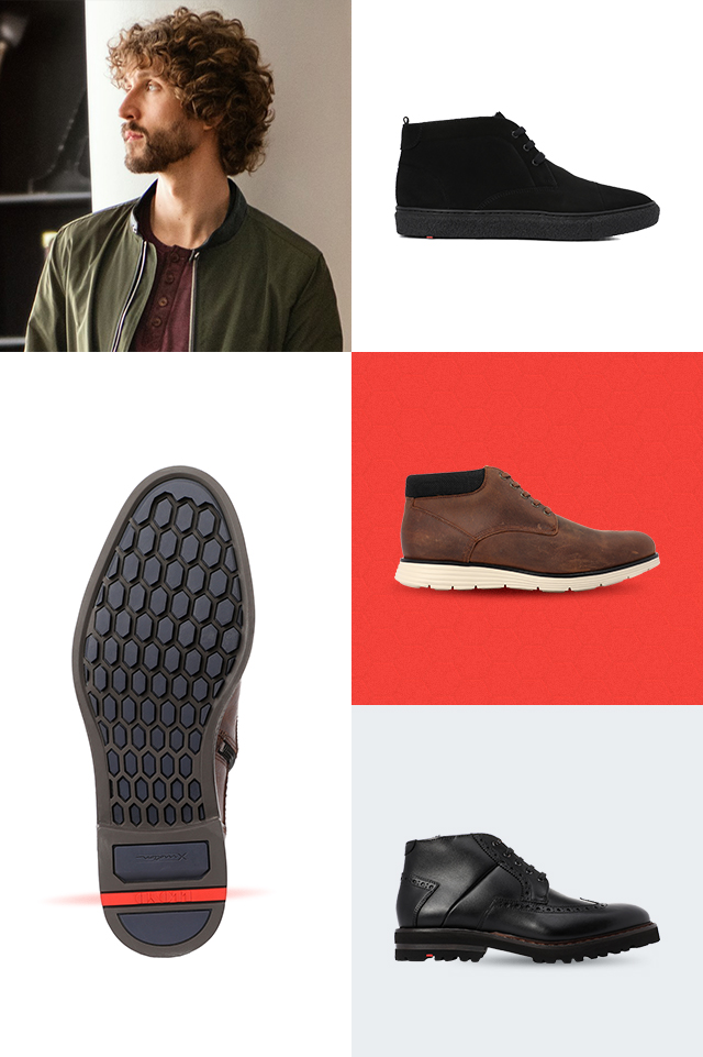 e8142311b035 Коллекция мужской и женской обуви Lloyd осень-зима 18 19 Коллекции ...