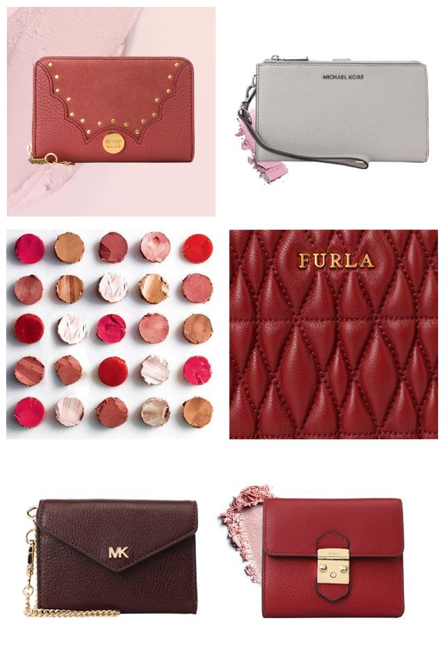 Что подарить на 8 марта. Женские кошельки, портмоне, ключницы и визитницы