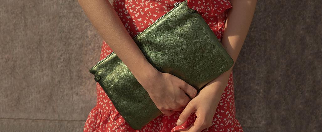 С чем носить сумку ридикюль, фото