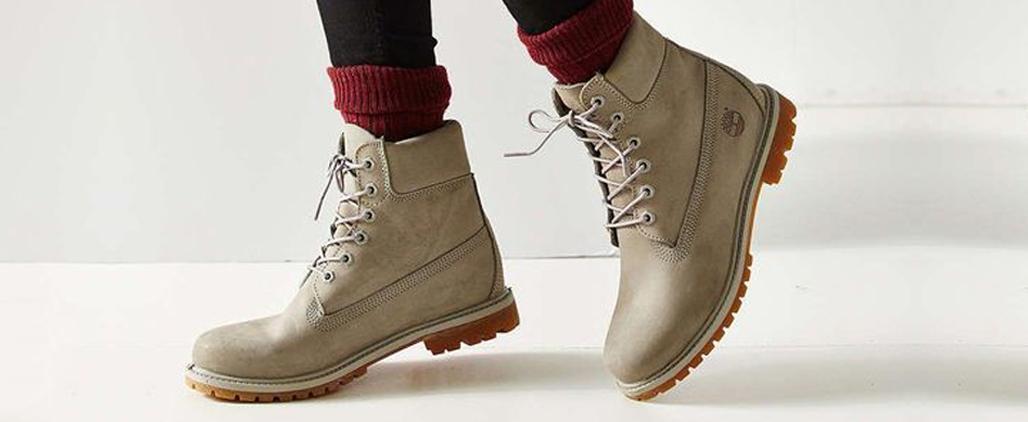 С чем носить женские ботинки тимберленд, фото